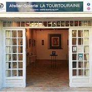 """Atelier-Galerie La """"Tourtouraine"""" à Tourtour (Var)"""
