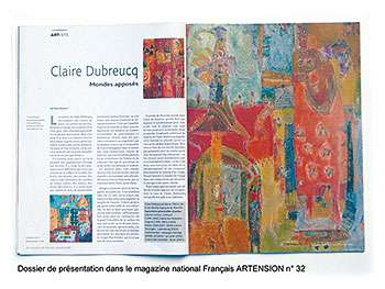 claire dubreucq artension32